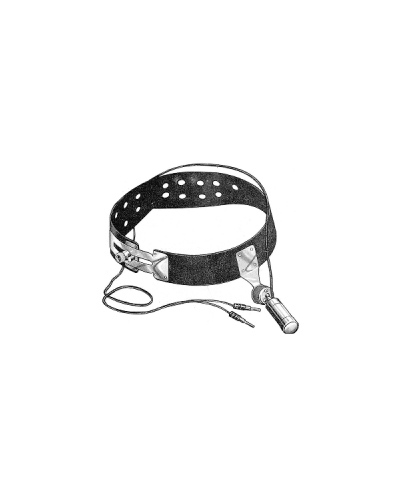 Head lamp w/nylon band