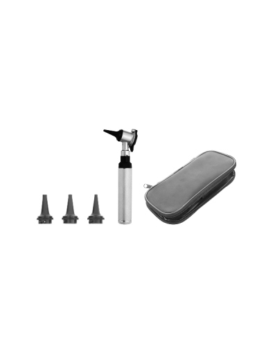 Otoscope set in pouch