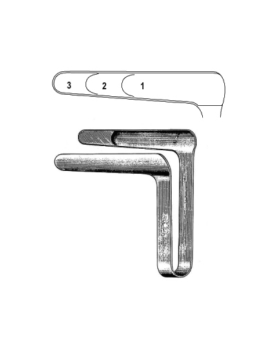 St. Clair Thomson Nasal Speculum 38mm, Fig.1